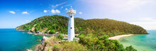 Lighthouse And National Park O...