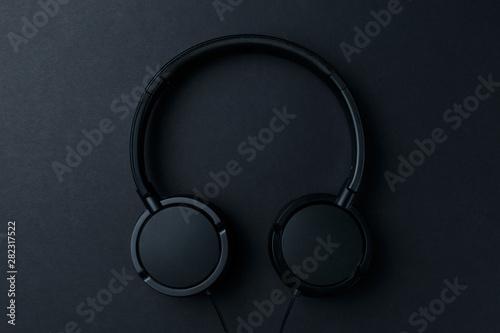 Obraz na plátně  Headphone