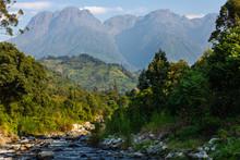 The Rough Wilderness Of Rwenzori Mountains