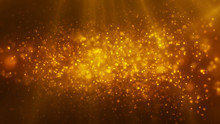 Creative Golden Glitters, Part...