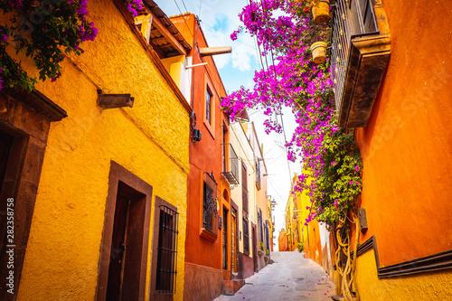 """Fototapeta premium Stare miasto """"San Miguel de Allende"""" w Meksyku"""