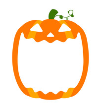 Halloween Pumpkin Head (jack O...