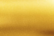 Leinwanddruck Bild - Gold texture background. Retro golden shiny wall surface.