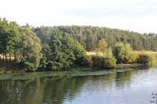 The Banks Of A Flat River Invi...