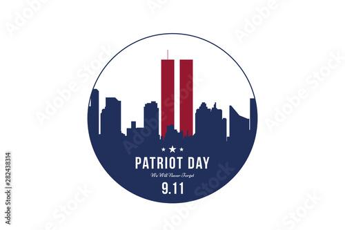 Fotografia  Patriot Day september 11