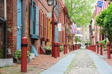 Elfreth's Alley, Philadelphia