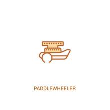 Paddlewheeler Concept 2 Colore...
