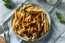 Homemade American Gravy Fries