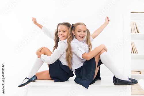 Obraz na płótnie School club