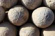 Old Stone Cannonball