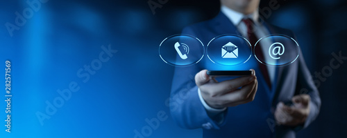 Fotomural Technical Support Center Customer Service Internet Business Technology Concept