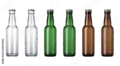 Tela Empty Beer Bottle Color Range