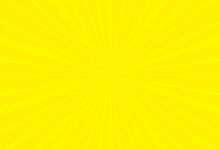 Popular Yellow Ray Sun Light S...