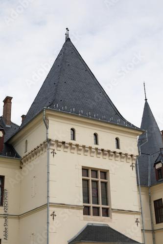 Fotografía  Andrassy Castle In Tiszadob