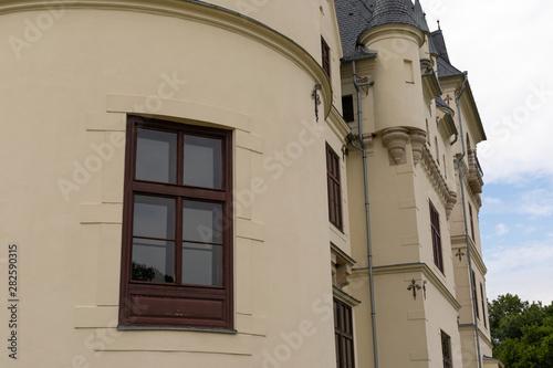 Fényképezés  Andrassy Castle In Tiszadob