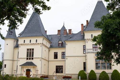 Pinturas sobre lienzo  Andrassy Castle In Tiszadob