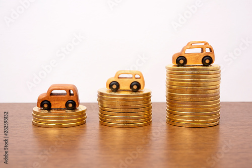 Photo Car price concept   車の価格