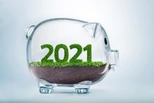 2021 Prosperity Year Concept