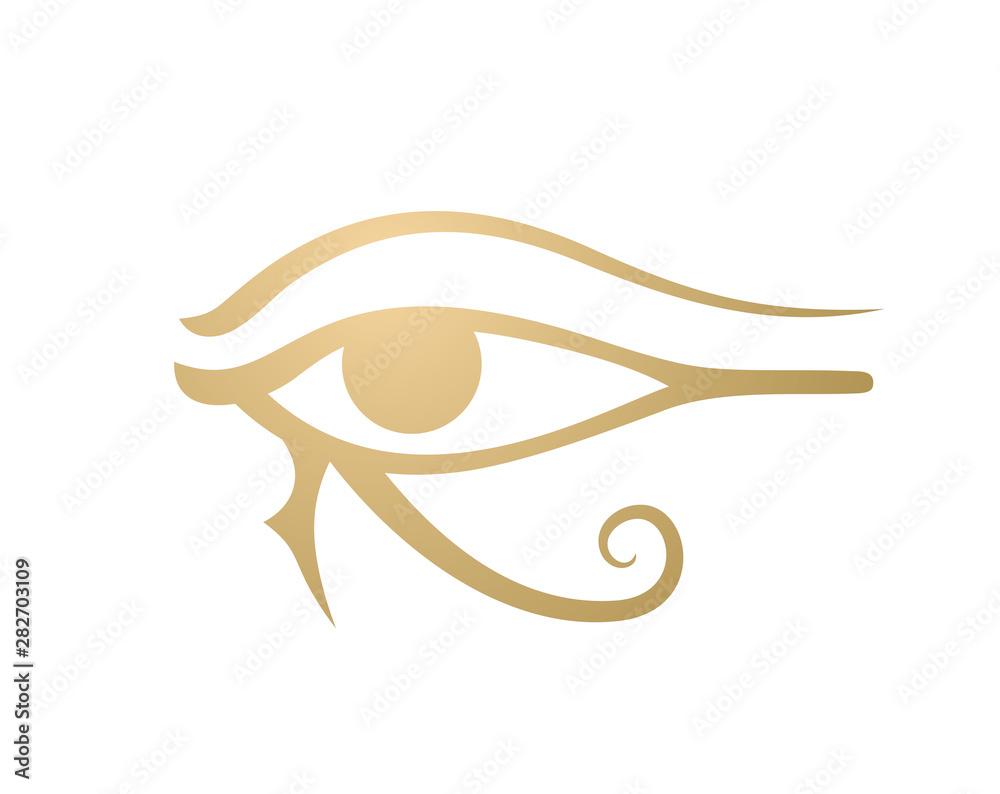 Fototapeta Egypt eye symbol