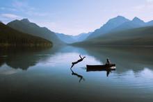 Canoe Dive