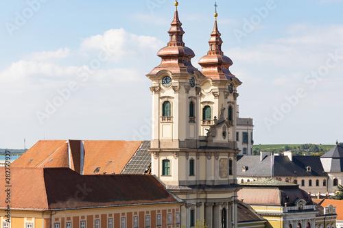 Pinturas sobre lienzo  Eger city, Hungary