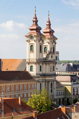 Valokuva  Eger city, Hungary