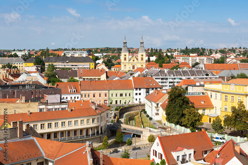 Fotografía  Eger city, Hungary