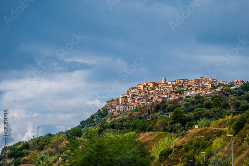 Town in Calabria in Italy