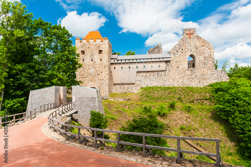 Castle in Sigulda