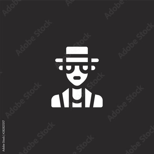 Valokuva  pimp icon