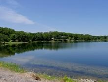 Breathtaking View Of A Lake At...