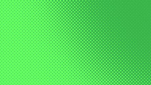 Green Pop Art Background With ...