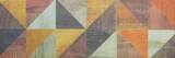 abstrakcyjny wzór mozaiki bez szwu, płytki ceramiczne do wnętrz - 282880316