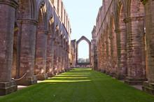 Historical Fountain's Abbey England