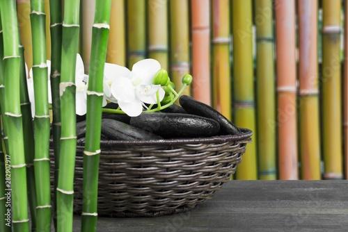 Bamboo. Fototapeta