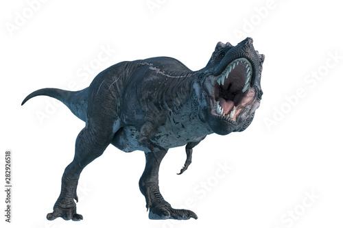 Fotografie, Obraz tyrannosaurus rex just walking