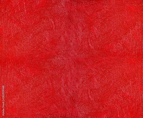The Seamless texture of tomato paste. Ketchup background. Tomato sauce.