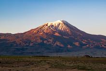 Breathtaking Sunset On Mount A...