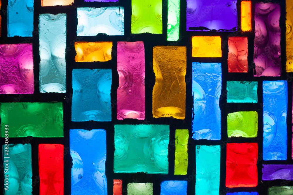 Fototapeta Stained Glass