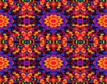 Colorful Vivid Geometric Seaml...