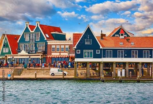 Photo  Volendam, Netherlands