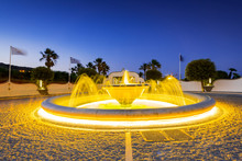 Fountain At Kalithea Springs T...