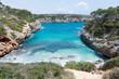 cala del moro Bay in Mallorca