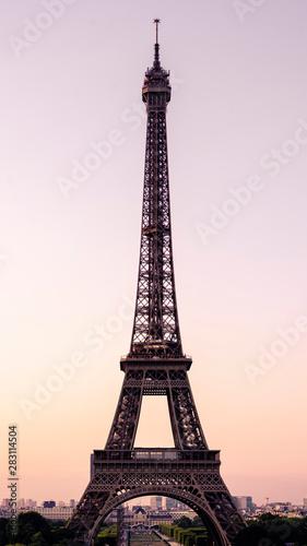 Eiffel Tower at Sunrise - 283114504