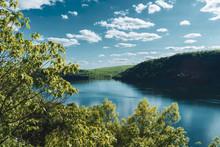 Amazing Devil's Lake WI Landscape Taken From The High Spot