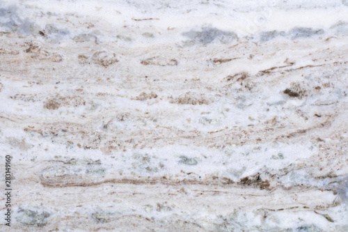 Foto auf Gartenposter Marmor Marble background in beautiful white color as part of your classic design. High quality texture in extremely high resolution. 50 megapixels photo.