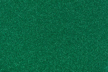 Glitter Background, Green Texture For Your Creative New Design. High Quality Texture In Extremely High Resolution, 50 Megapixels Photo.