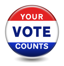 YOUR VOTE COUNTS - Election Vo...