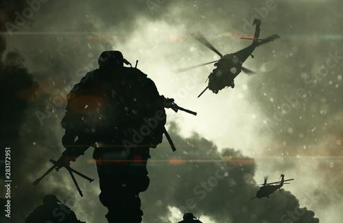 z-militarystycznym-motywem-na-sciane