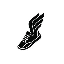 Speeding Running Sport Shoe Sy...